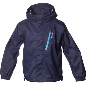 Isbjörn Kids Light Weight Rain Jacket Dark Navy